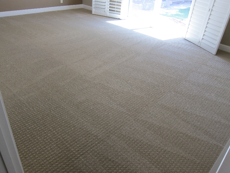 Loose carpet LR- After