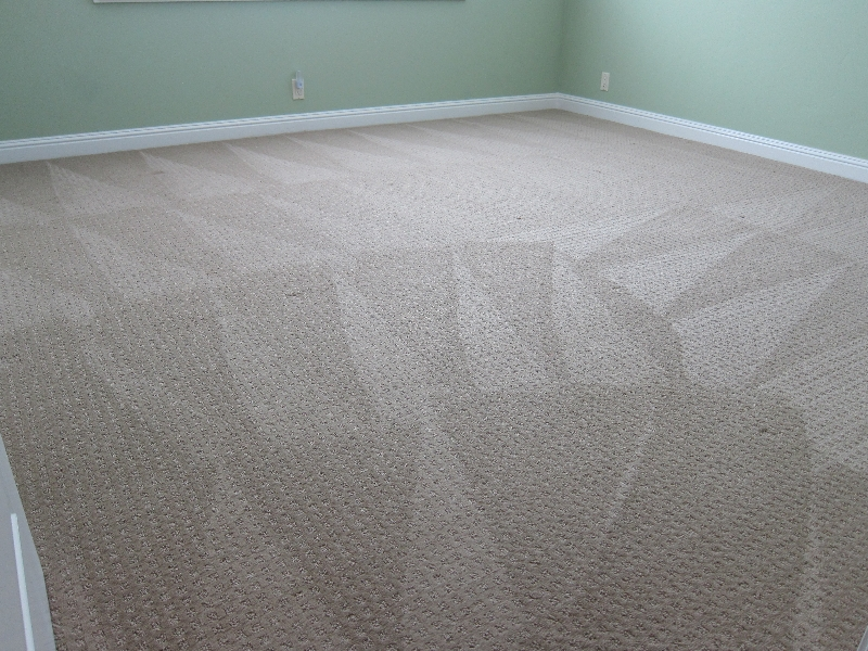 Loose carpet - BR -After